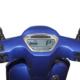 Elektroroller R1.3 blau Display