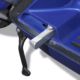 Elektroroller R1.3 blau Detai Fussraster