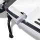 Elektroroller R1.3 weiss Detail Fussraster